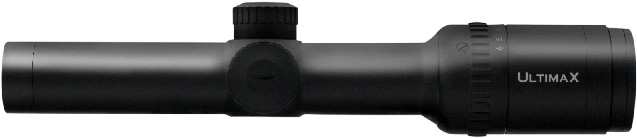 Nikko Stirling-Ultimax Series-UL1624, 1-6×24 Scope